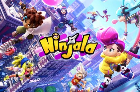 Ninjala season 2 content and DLC revealed – New events, weapon, stage, anime