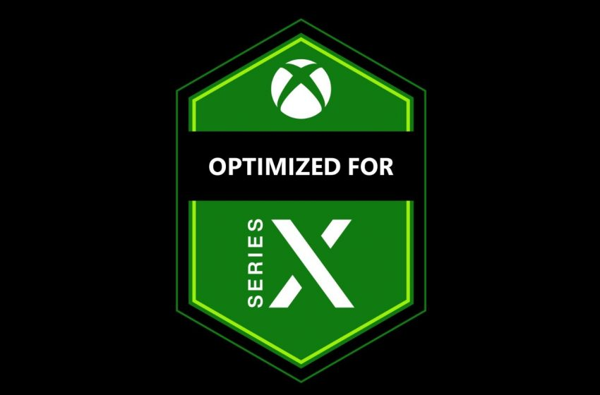 """Optimized for Series X"" logo will point the way towards Microsoft's next generation goodness"
