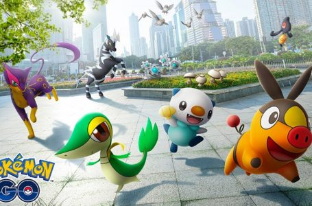 How to complete the Unova Collection Challenge in Pokémon Go