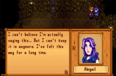 How to marry Abigail in Stardew Valley