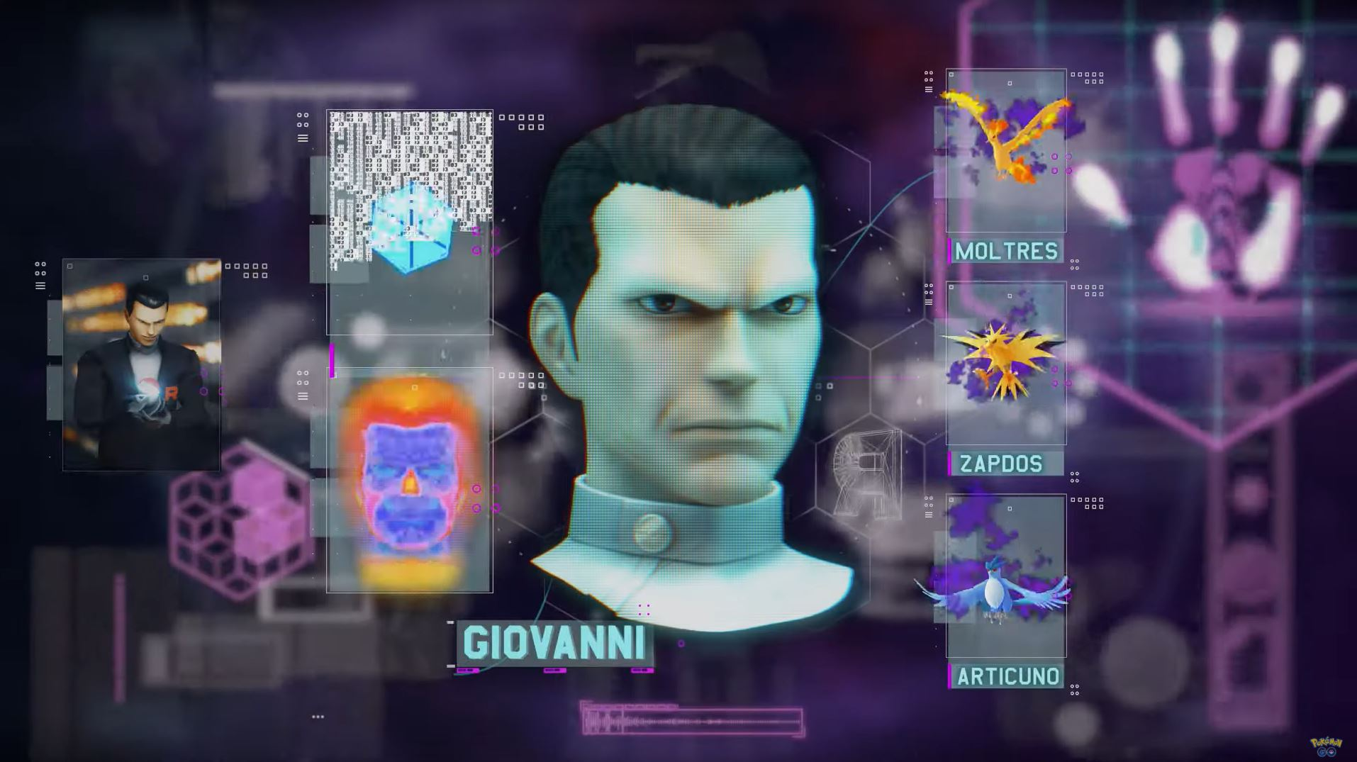 Pokemon Go Giovanni