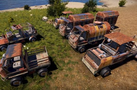 When do modular vehicles come to Rust?