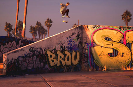 All life preserver locations in Streets in Tony Hawk's Pro Skater 1+2