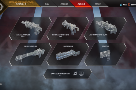 All major weapon changes for Season 5 of Apex Legends
