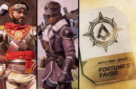 The best rewards in Apex Legends Season 5 premium Battle Pass