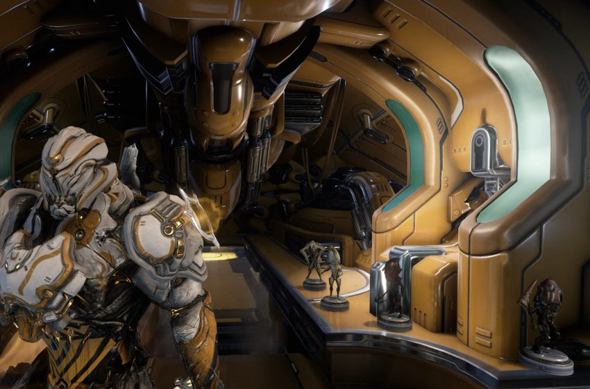 Warframe update 27.5.2 – Patch notes