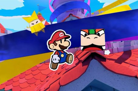 Paper Mario: The Origami King update 1.0.1 fixes game-breaking bug