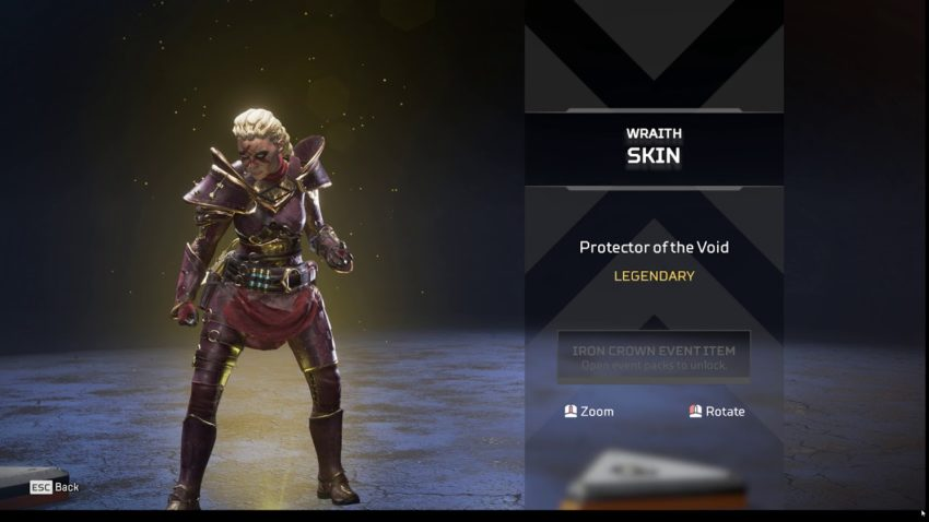 Protector of the Void (Wraith)