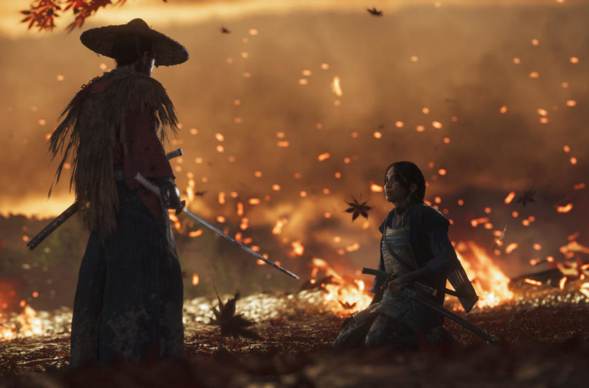 "Ghost of Tsushima not featuring a morality system as Jin ""is this way"""