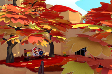 How big is Paper Mario: The Origami King's file size?