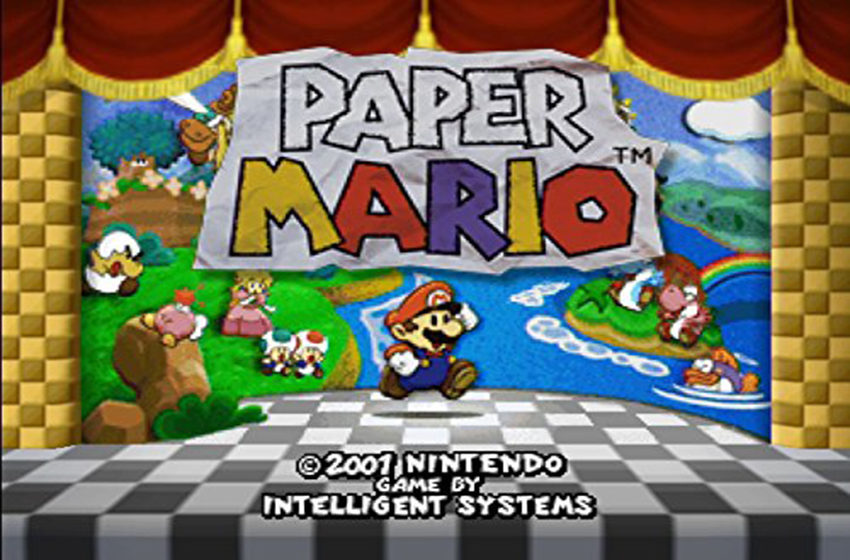 Every Paper Mario game, ranked