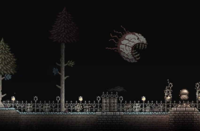 How to make a Void Vault and what it does in Terraria