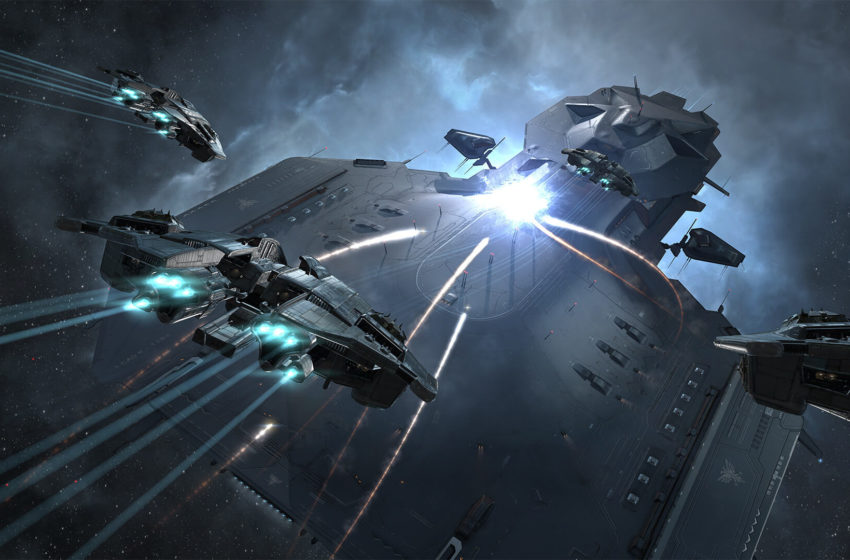 EVE Echoes brings sci-fi MMORPG fare to mobile this August