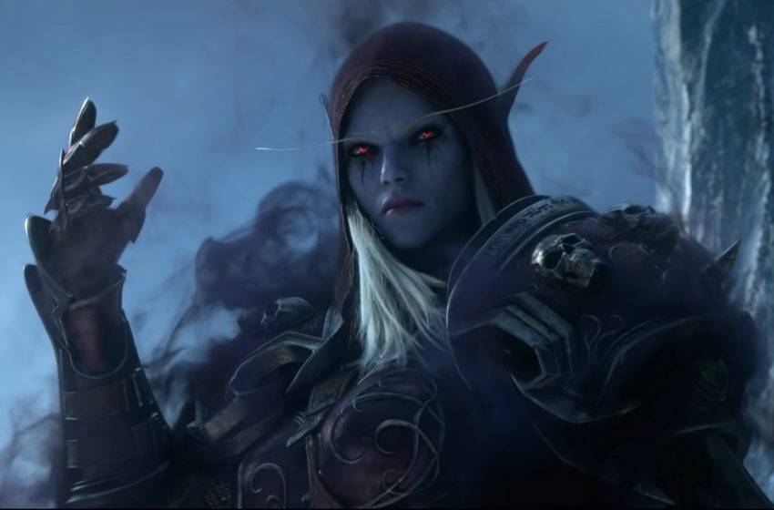 What is the Shadowlands release date for World of Warcraft?