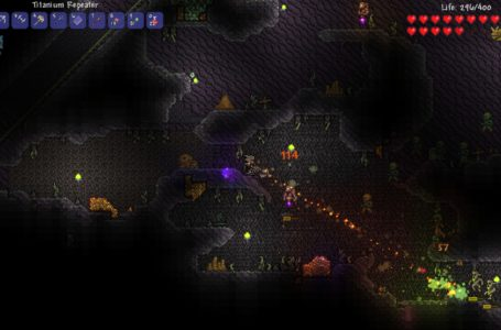 How to get the Lava Charm in Terraria