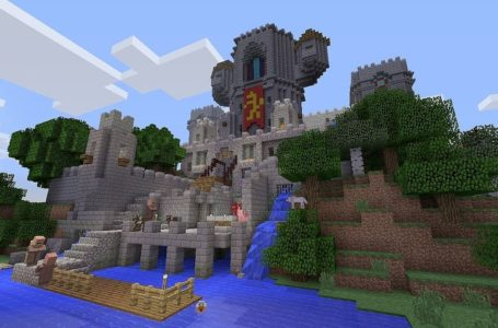 How to build and light beacons in Minecraft