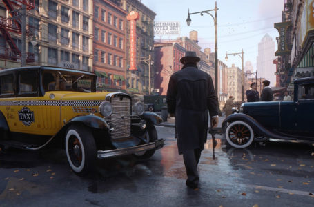 Is there a physical release for Mafia: Trilogy?