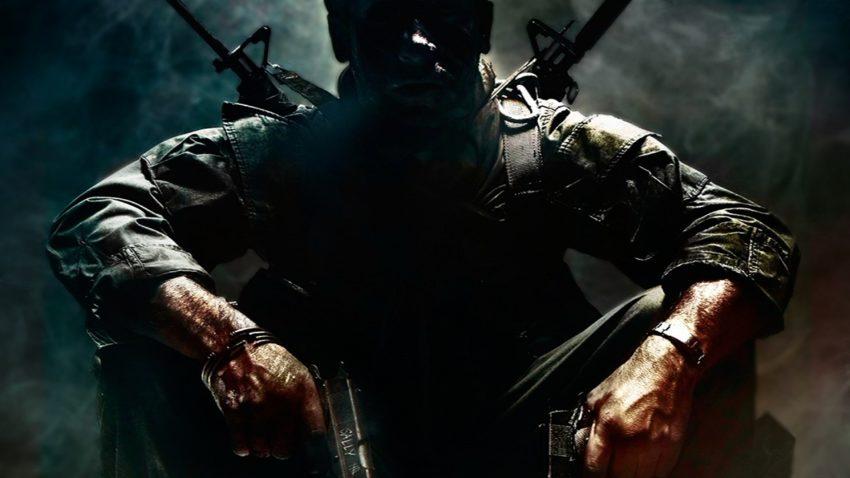 Call of Duty Black Ops splash