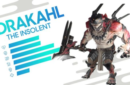 How to play Drakahl in Crucible