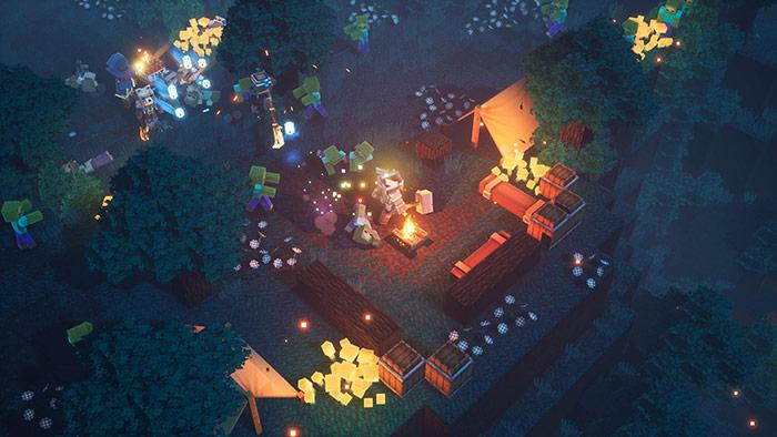 Minecraft Dungeons Achievement List