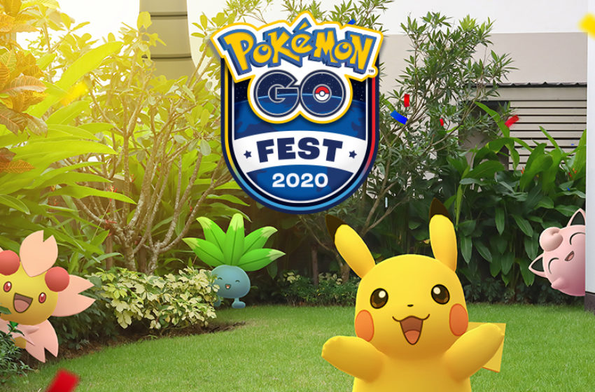 When is Pokémon Go Fest 2020? – Dates and info
