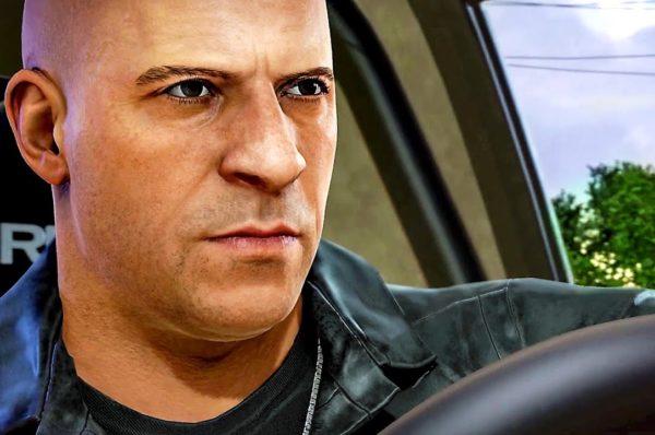 Fast & Furious Crossroads Toretto