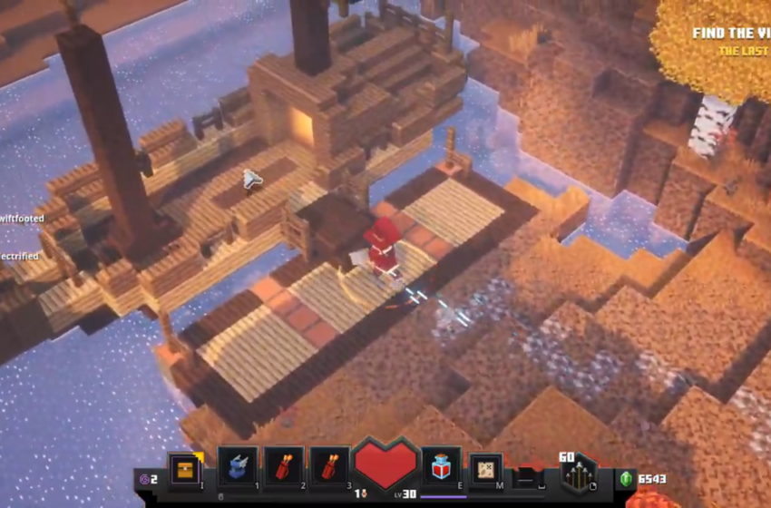 How to unlock Arch Haven in Minecraft Dungeons