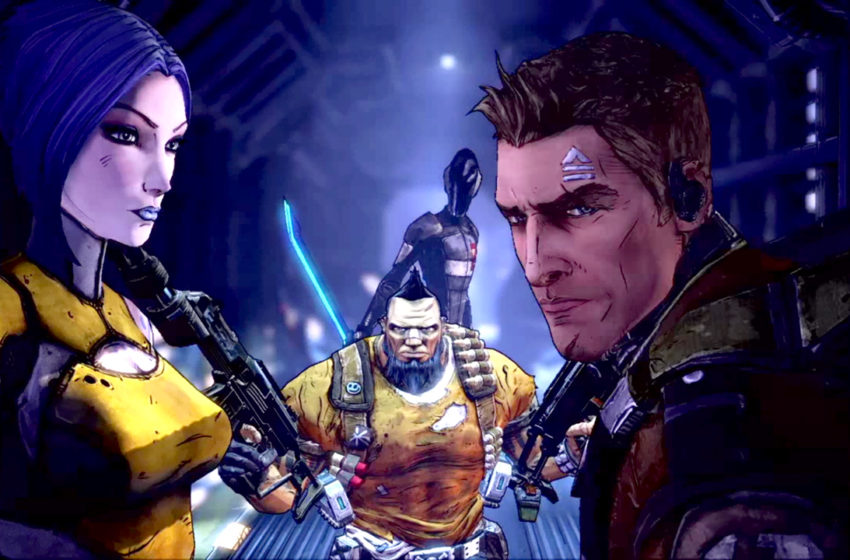 Borderlands Legendary Collection Nintendo Switch exact release time and file size