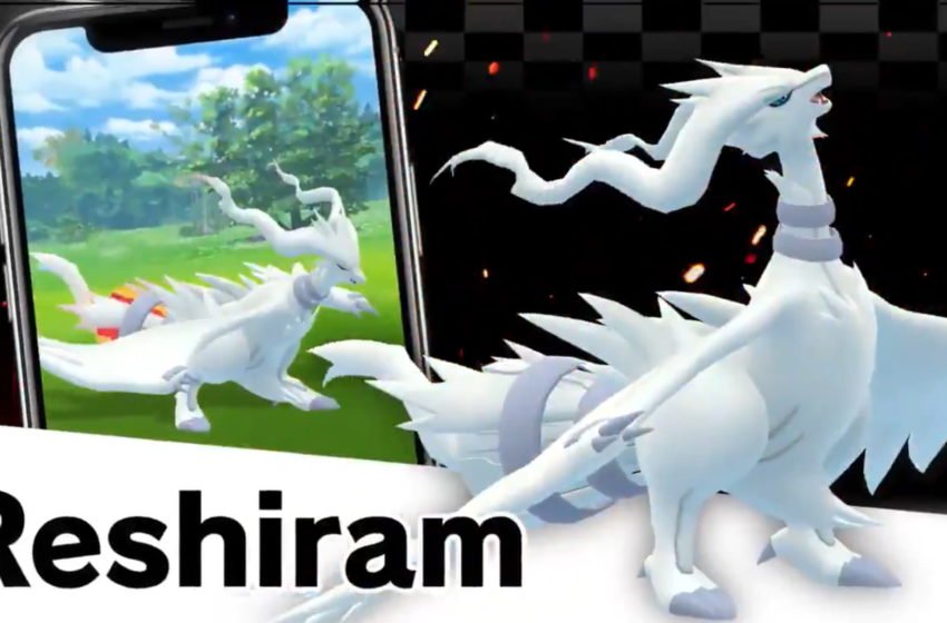 Best movesets for Reshiram in Pokémon Go