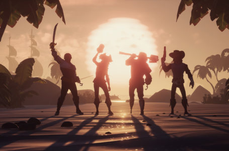 Sea of Thieves' Festival of Giving and Gilded Voyages return on December 9