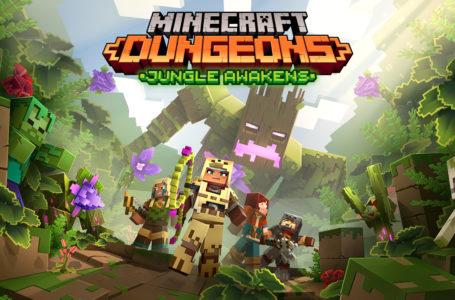 How to unlock Panda Plateau in Minecraft Dungeons Jungle Awakens DLC