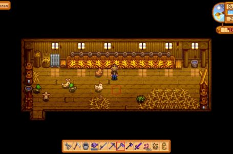 How to get a rabbit's foot in Stardew Valley