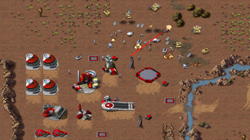 Command and Conquer Remastered system requirements