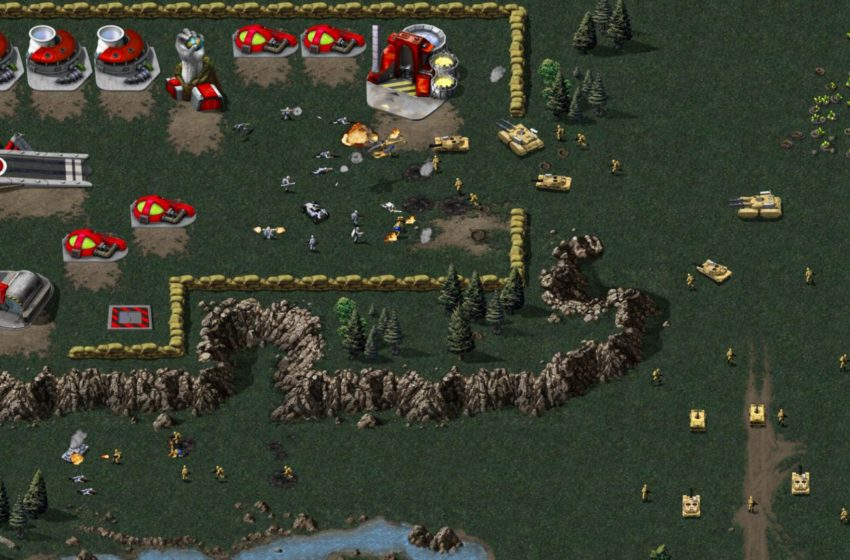 Is LAN play supported in Command and Conquer Remastered?