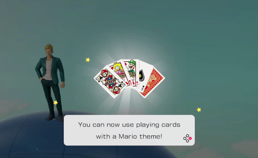 How to unlock the Mario Card Design and Mario-themed Matching Cards in 51 Worldwide Games