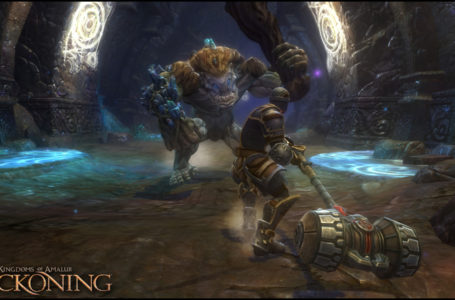 What is the Kingdoms of Amalur: Reckoning Remaster release date?
