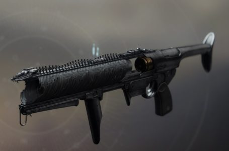 How to get the Witherhoard Exotic in Destiny 2