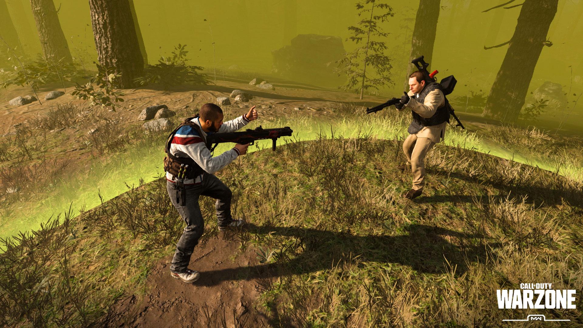 Call Of Duty Modern Warfare And Warzone Season 4 Update Patch