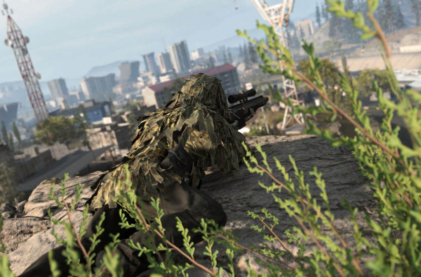 How to play as a Sniper in Call of Duty: Warzone