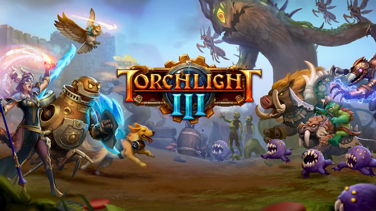 Torchlight 3 Early Access Goes Live Ahead Of Pc Gaming