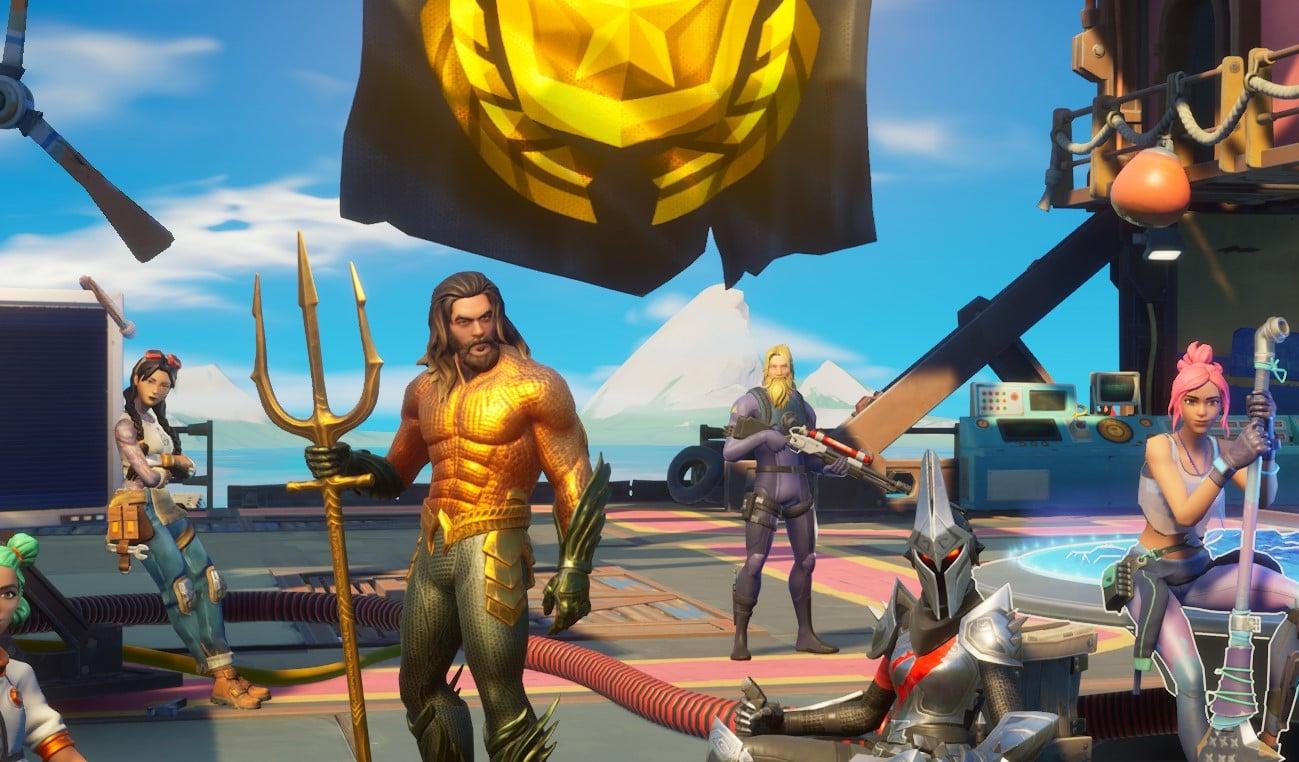 Fortnite Chapter 2 Season 3 Week 6 All Map Challenges Gamepur