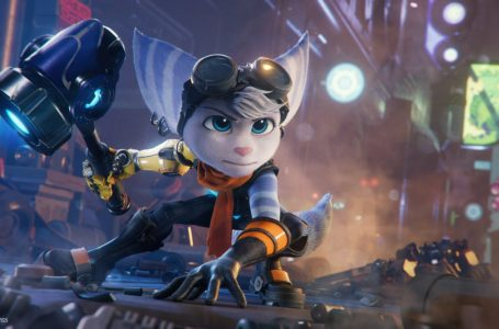 Ratchet & Clank: Rift Apart has a second playable character