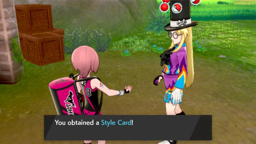 Getting the Style Card