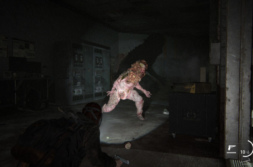 How to kill shamblers in The Last of Us Part II