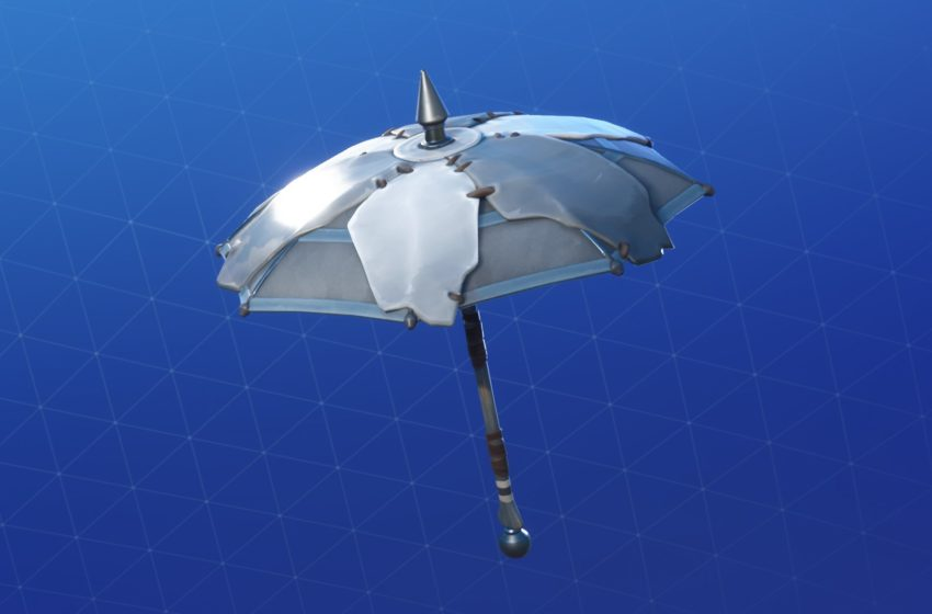 How to build your own Umbrella Glider in Fortnite Chapter 2 Season 3