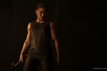 Who is Abby in The Last of Us Part II?