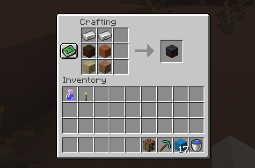 How To Make A Smithing Table In Minecraft S Nether Update Gamepur