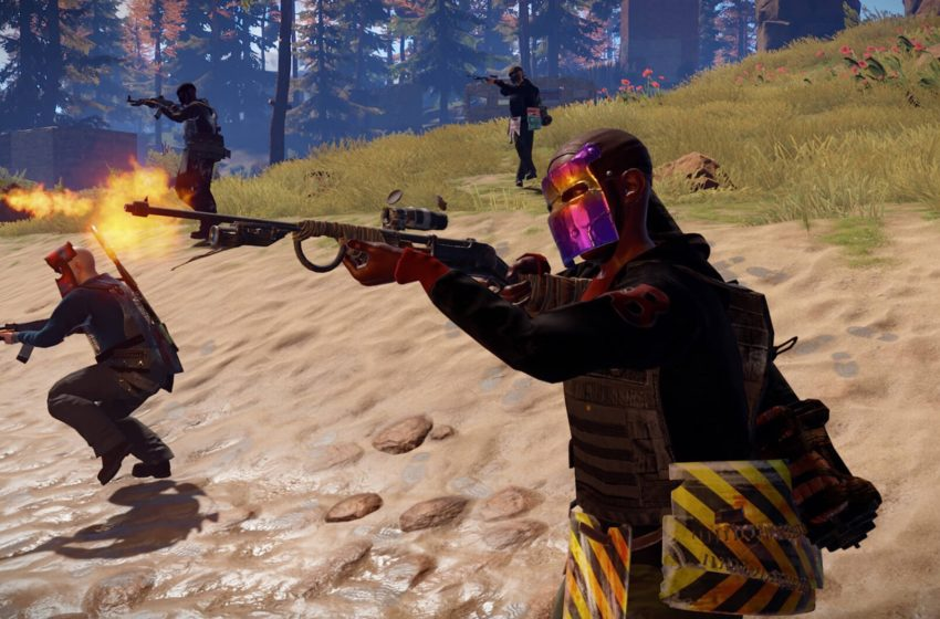 The best armor combinations in Rust