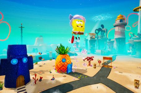How long does it take to beat SpongeBob SquarePants: Battle for Bikini Bottom Rehydrated