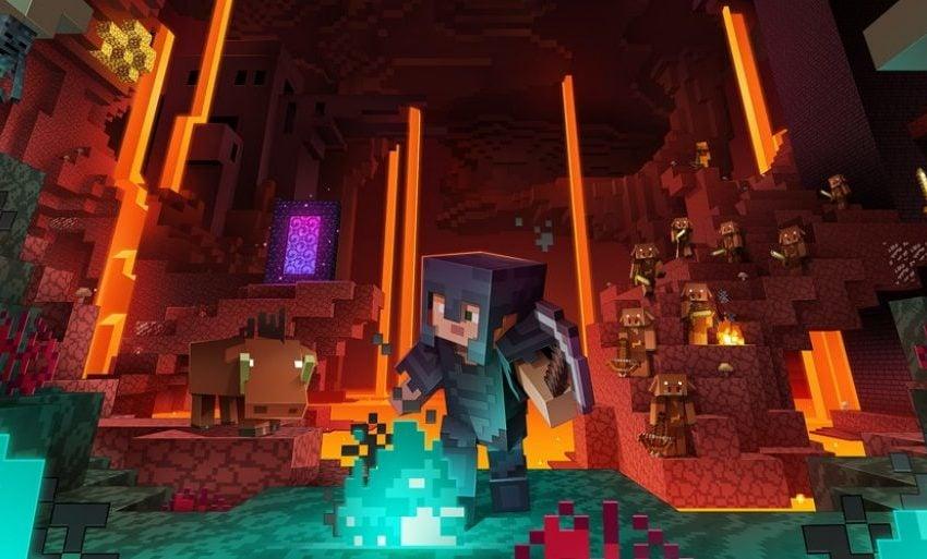 Minecraft update 1.16 – Patch notes